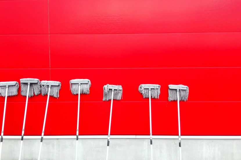 Belangrijke schoonmaaktips voor in huis